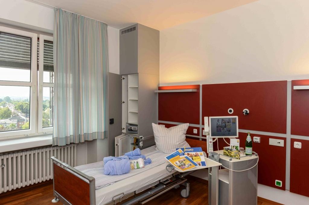 комната пациента